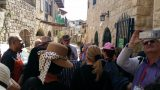 סיור בעיר העתיקה עם ראש עיריית צפת לשעבר צבי... מדריך טיולים רשמי small